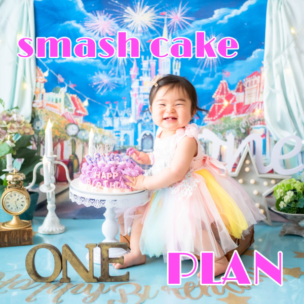 SMASH CAKE PLAN
